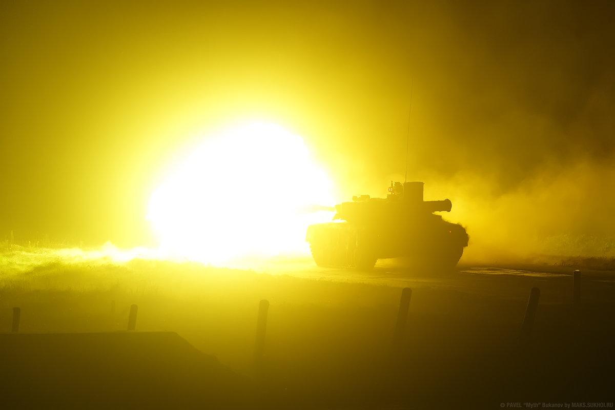 Т-80У - Павел Myth Буканов