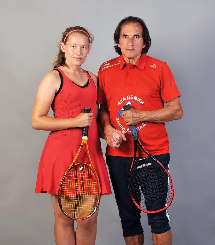 Теннис и мода! Заури Абуладзе - Заури Абуладзе