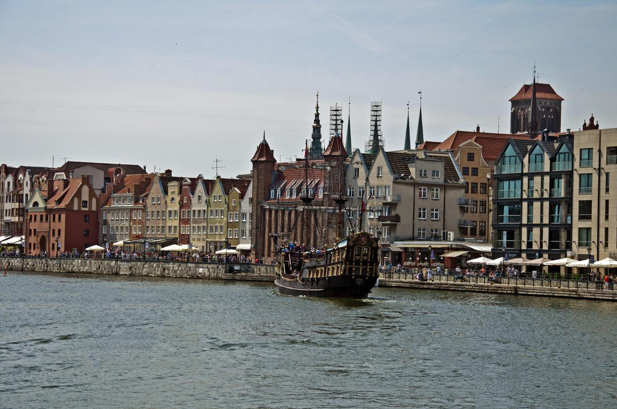 Gdansk - Roman Ilnytskyi