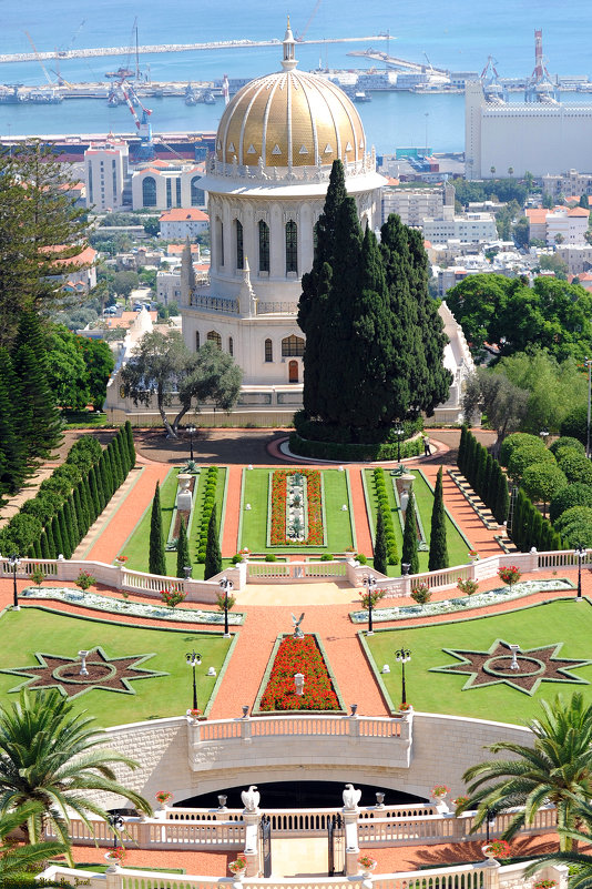 Бахайские сады - Aleks Ben Israel