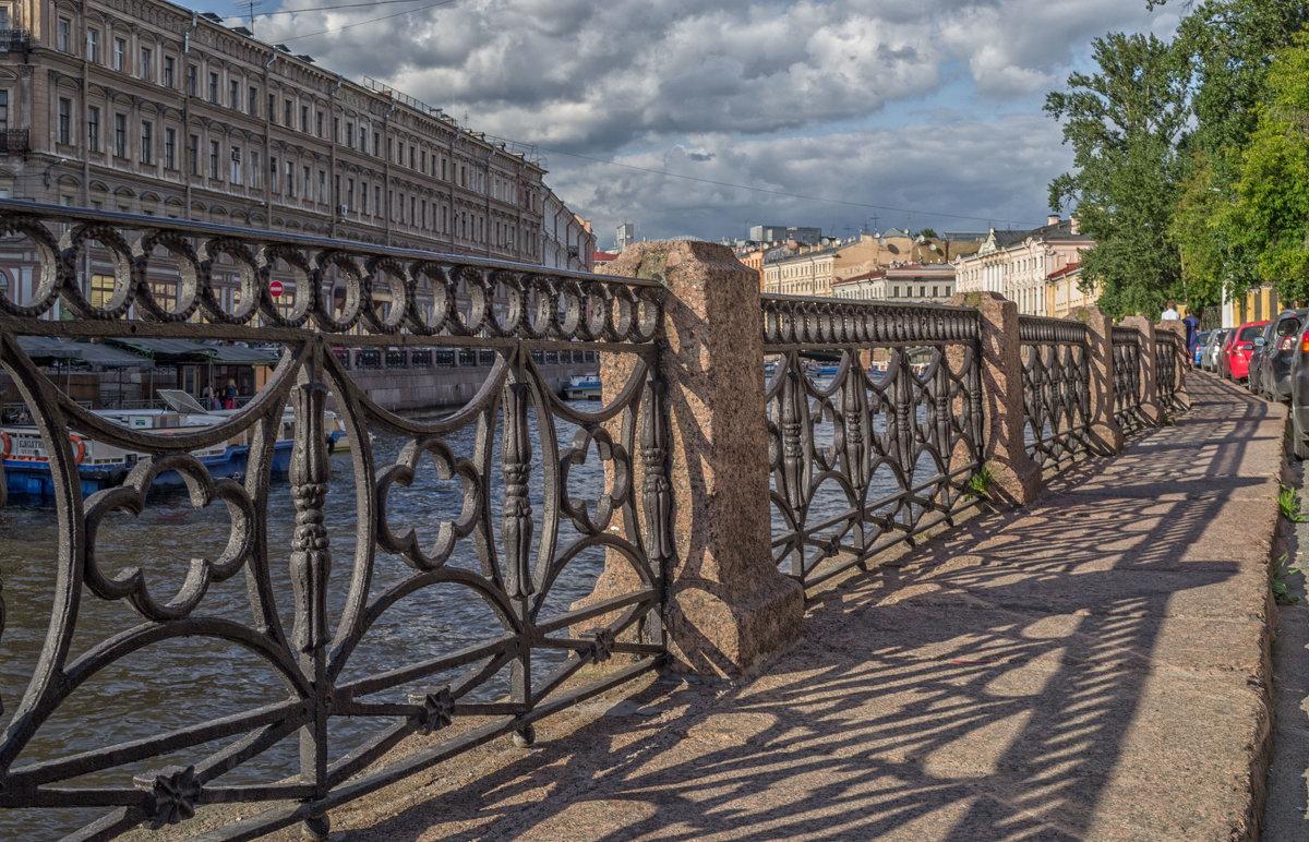 3,5 часа в Санкт-Петербурге - Сергей Половников