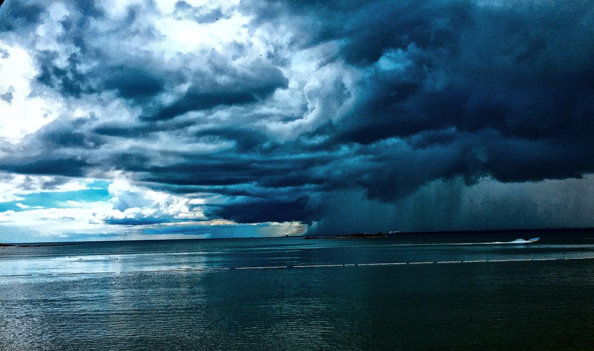 Дождь над Океаном - Alexander Dementev