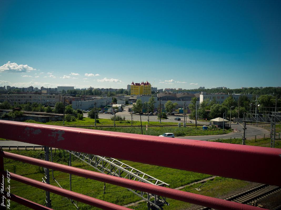 Обнаружен Замок! Вид с КАДА - Юрий Плеханов
