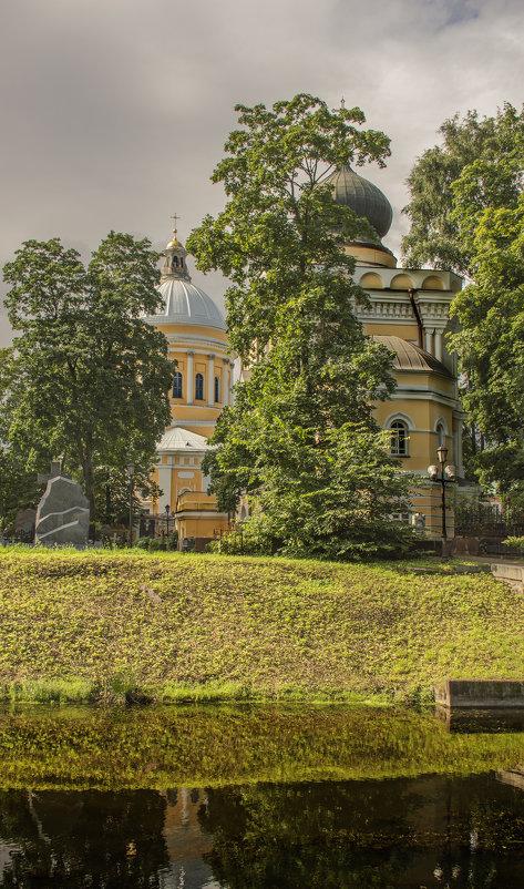Свято-Троицкая Александро-Невская Лавра - bajguz igor