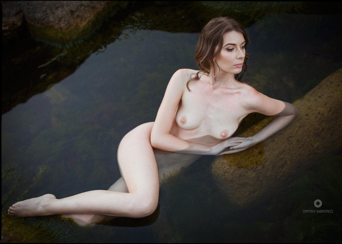 Ирина и море... - Дмитрий Карпенко