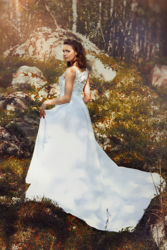Невеста. - Elena Kovach