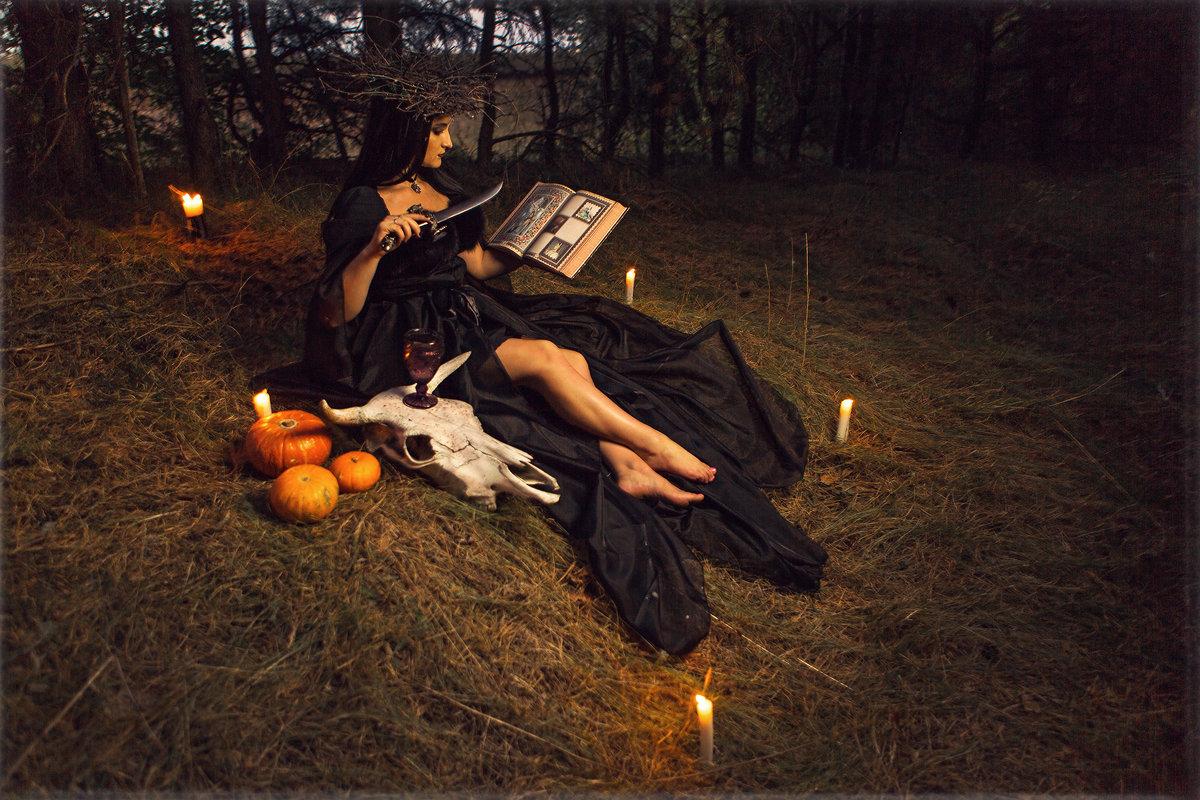 Познание азов магии - Сергей
