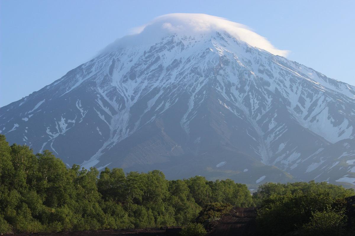 У подножия Авачинского вулкана - Дмитрий Солоненко