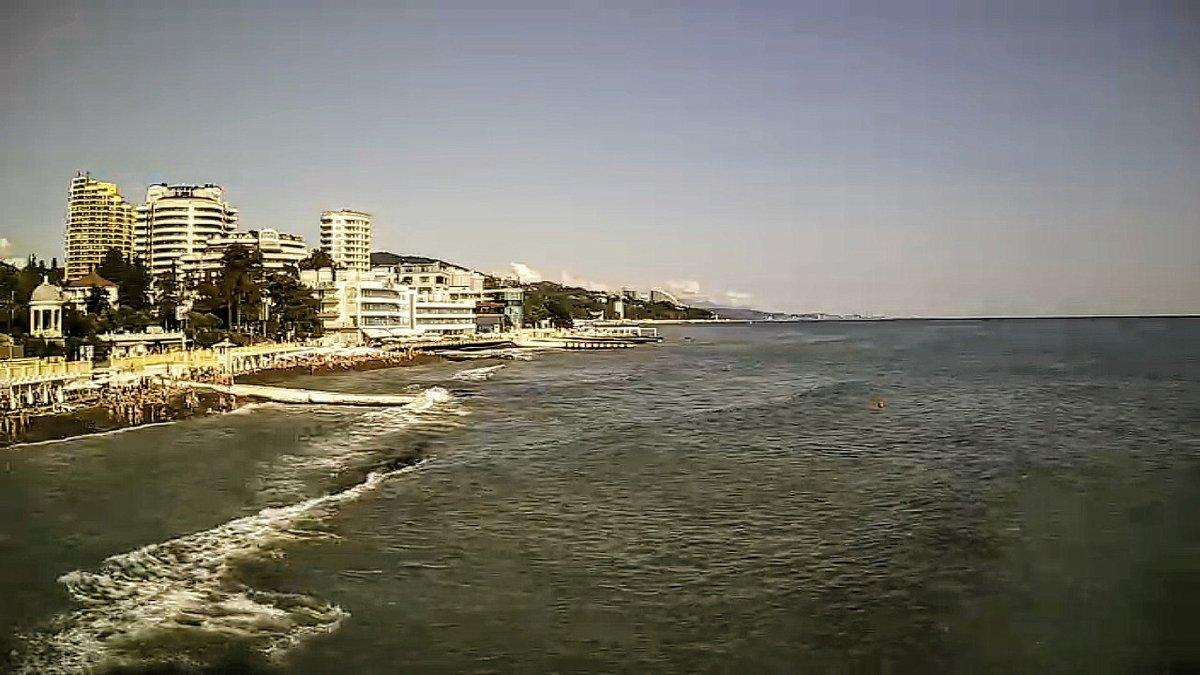 Пляж - Tata Wolf