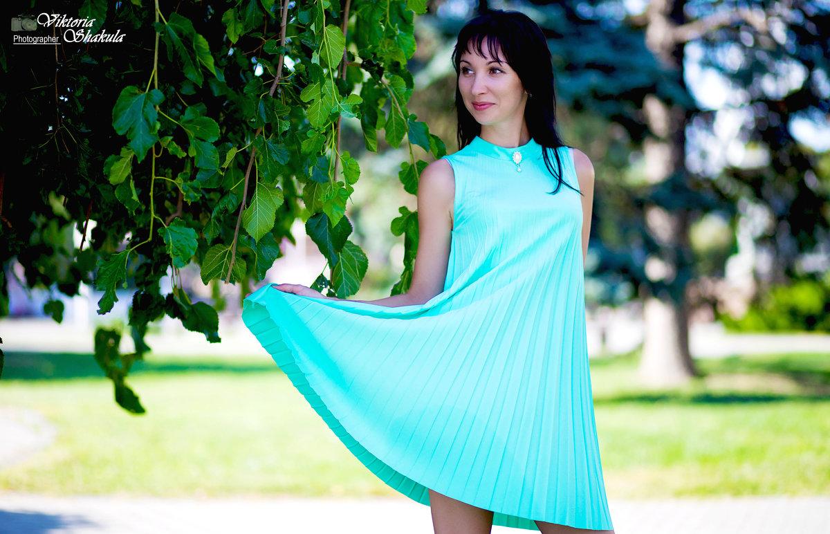 Летняя фотосессия - Viktoria Shakula