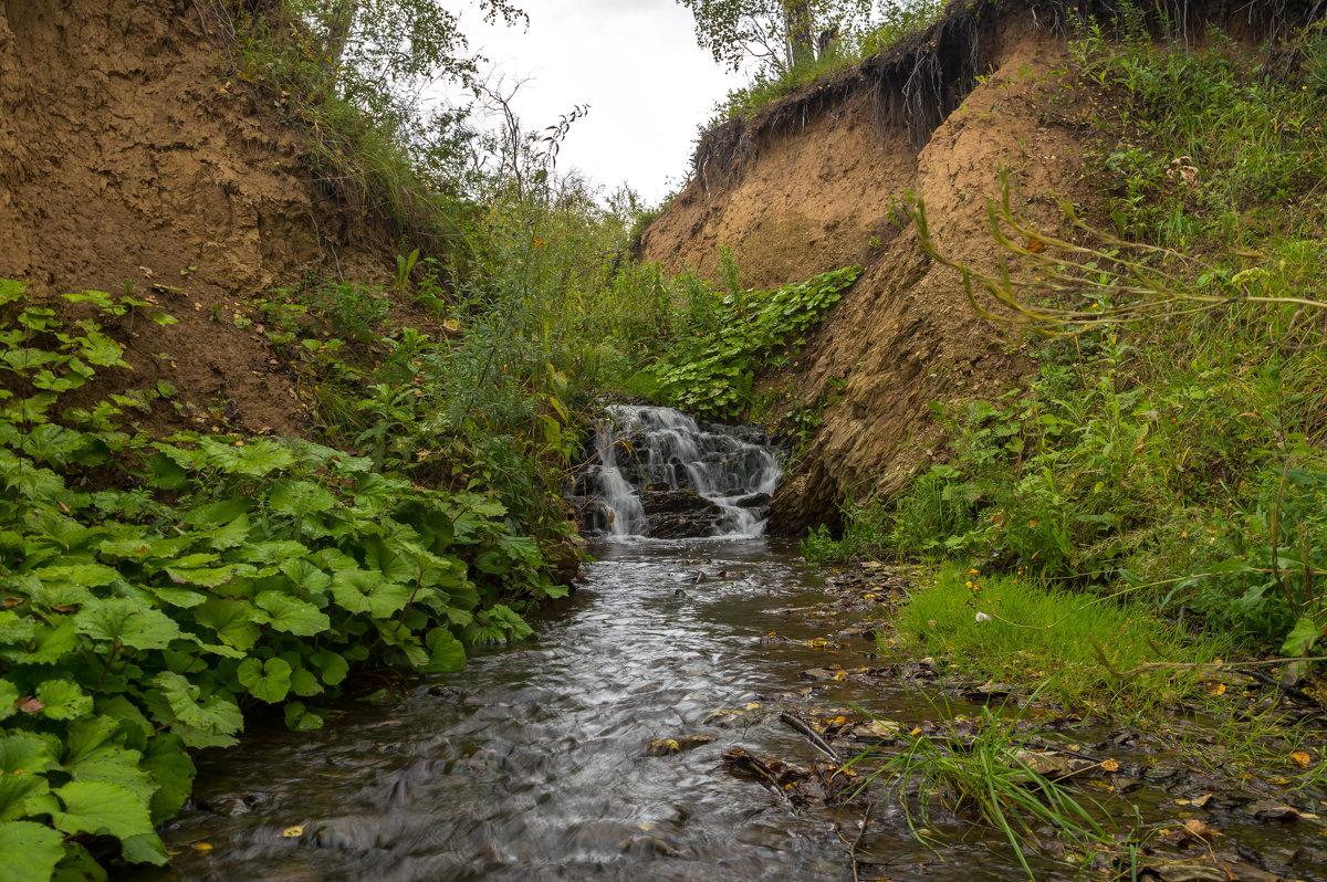 Холодная горная река, Кузнецкий Алатау - Владимир Деньгуб