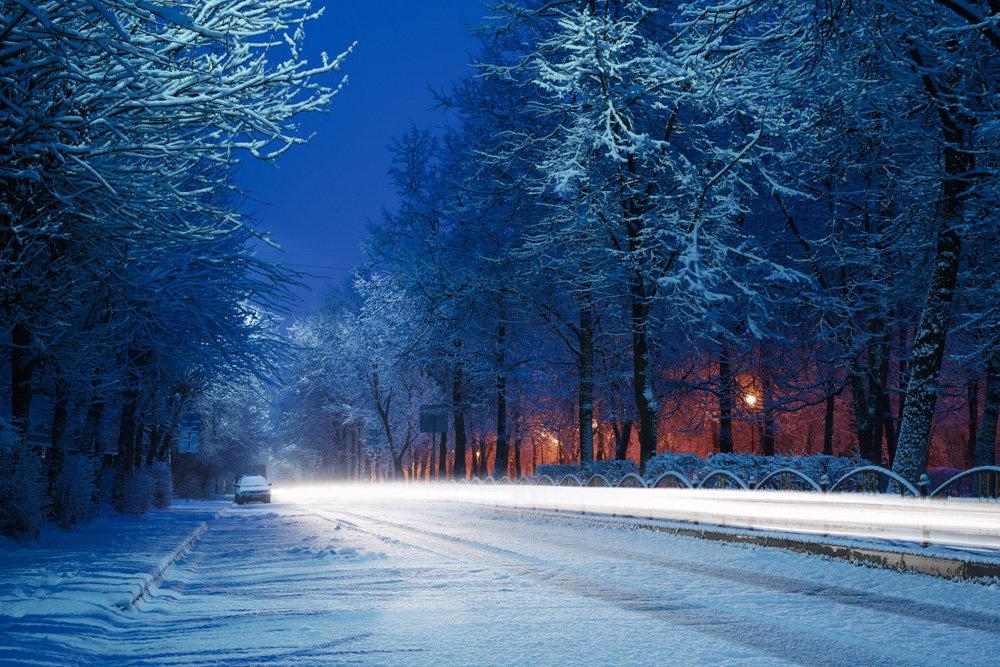 Воспоминания о зиме - Artem Mihko