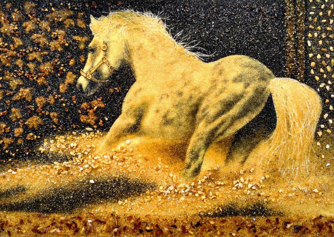 Сувенир в янтарной лавке - Сергей Карачин