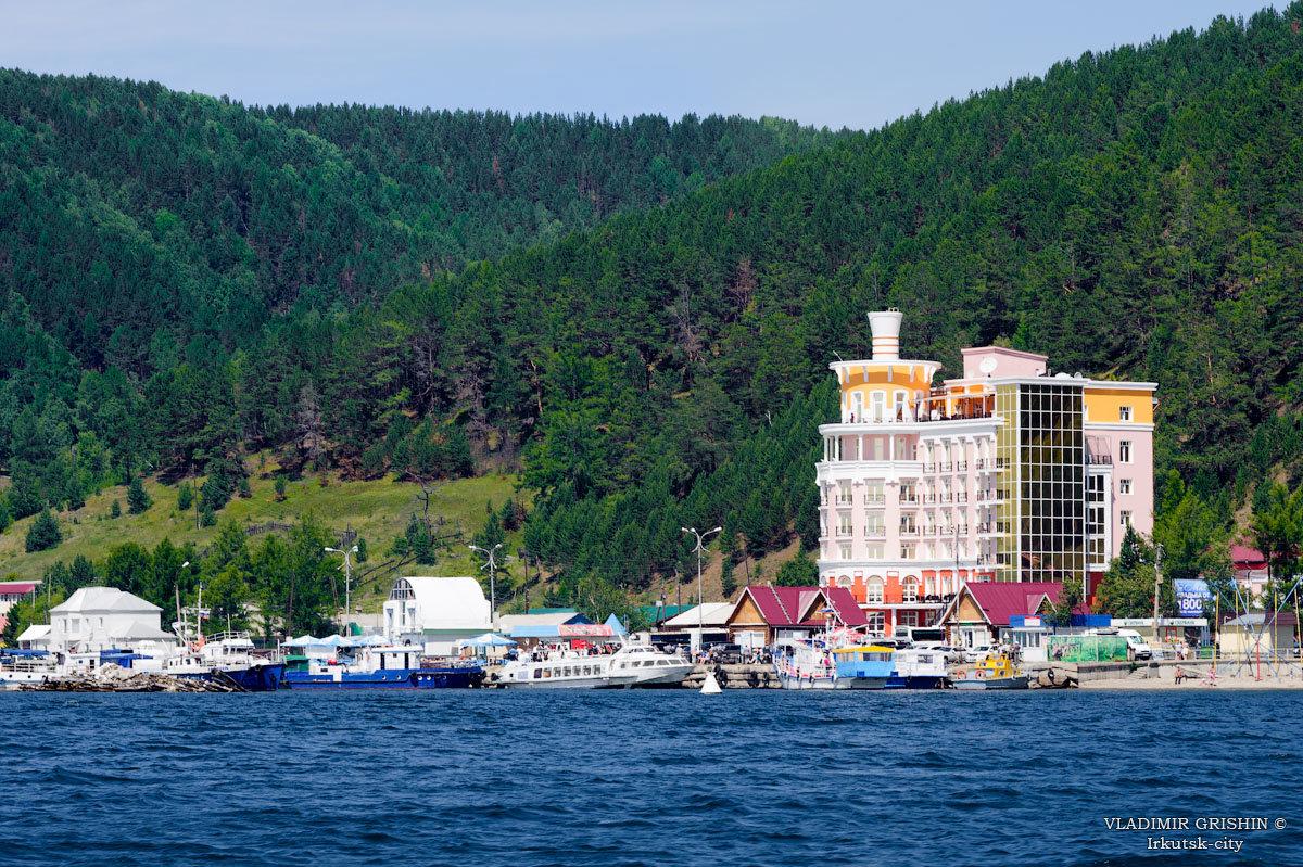Маяк на Байкале - Владимир Гришин