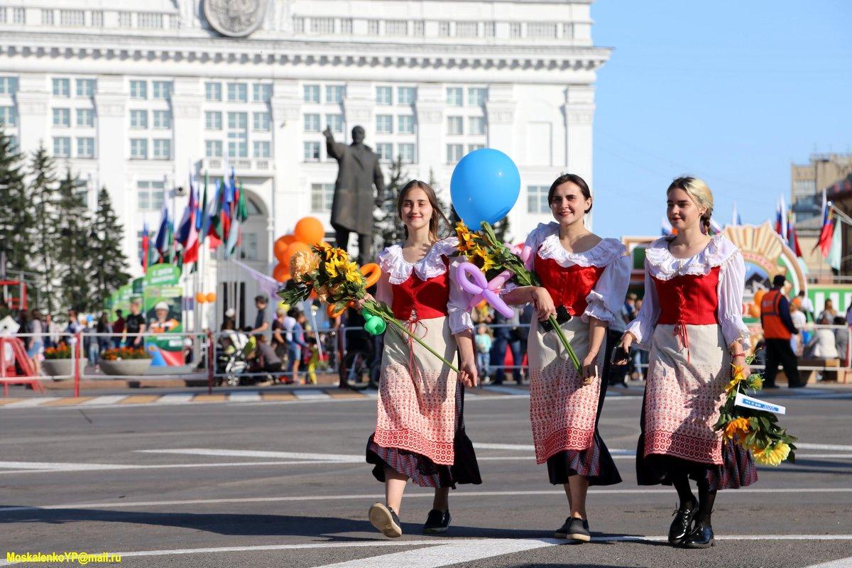 День Шахтера 2017 Кемерово (4) - MoskalenkoYP .
