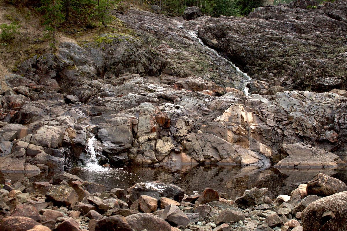природный парк Гирвас - Анжела Пасечник