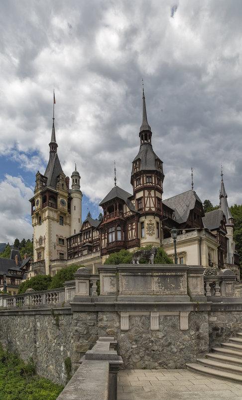 Румыния - Замок Пелеш - Yuri