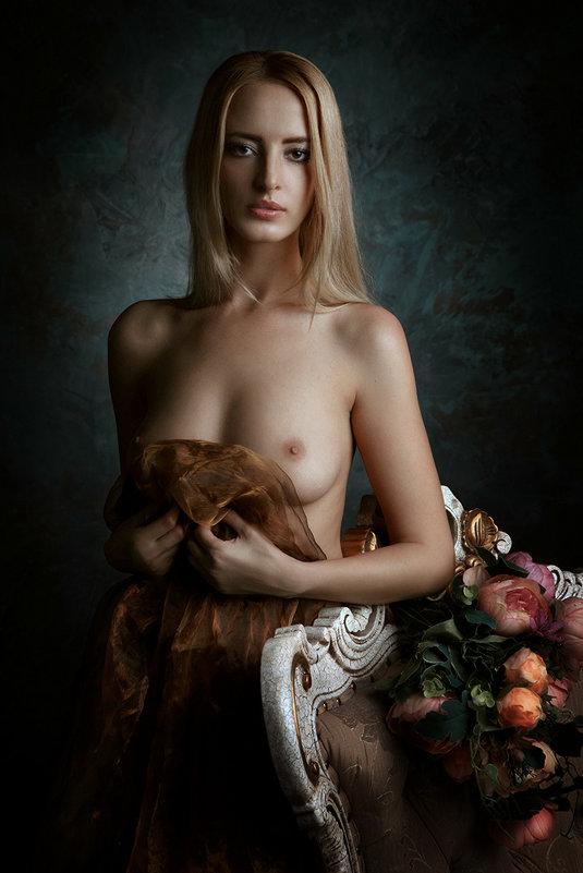 Еlena... (Портрет с элементами студийного пафоса...)) - Михаил Смирнов