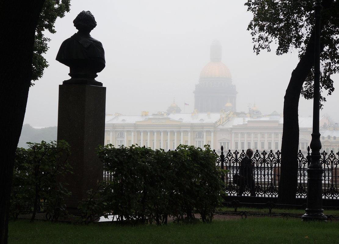 туман на другом берегу - sv.kaschuk