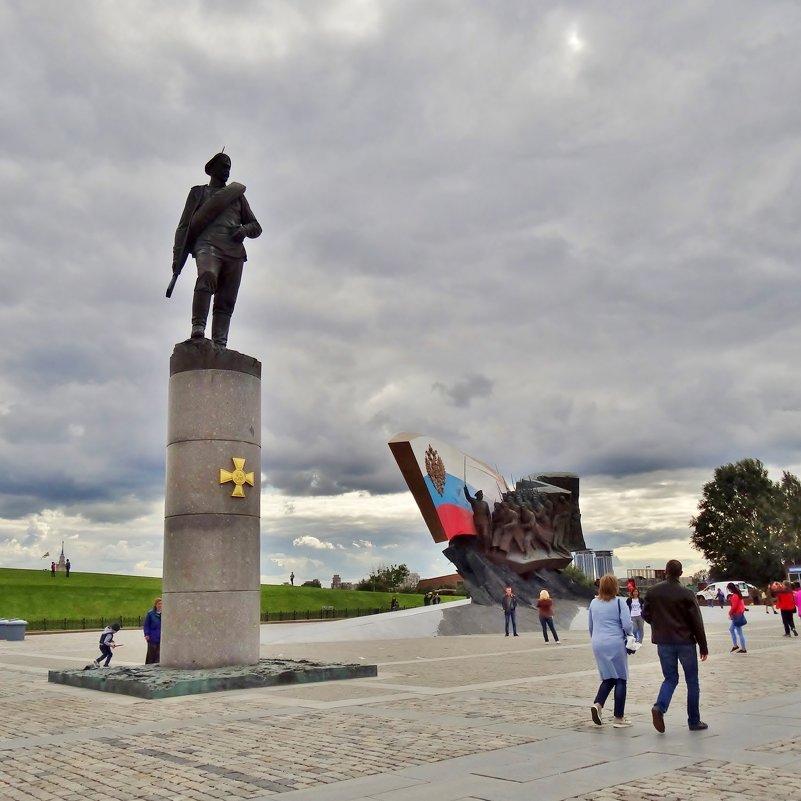 Героям Первой Мировой войны - Валентина. .
