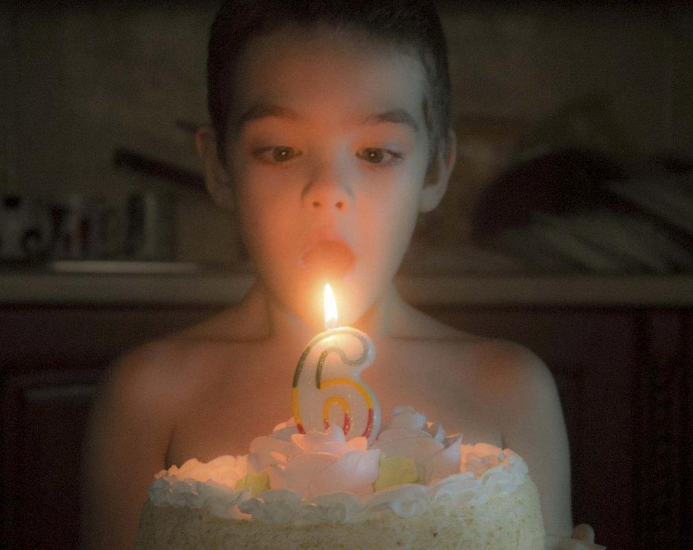 День рождения - Nataly Anderson