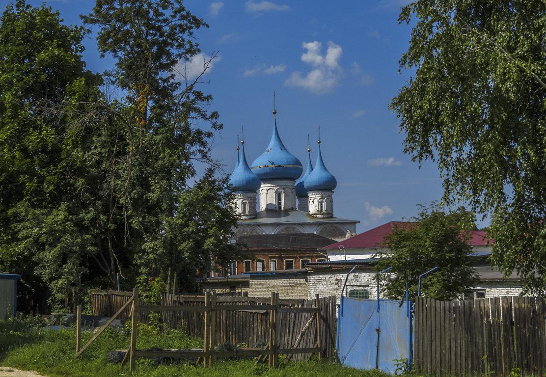 Благовещенский собор в Гороховце - Сергей Цветков