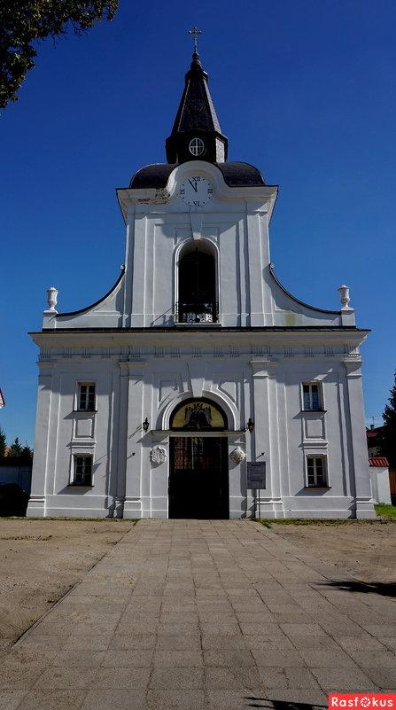 Православнaя Польша. Мужской монастырь, в окрестностях Белостока. - Murat Bukaev