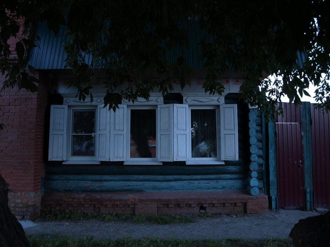 окна Омска - Ирина