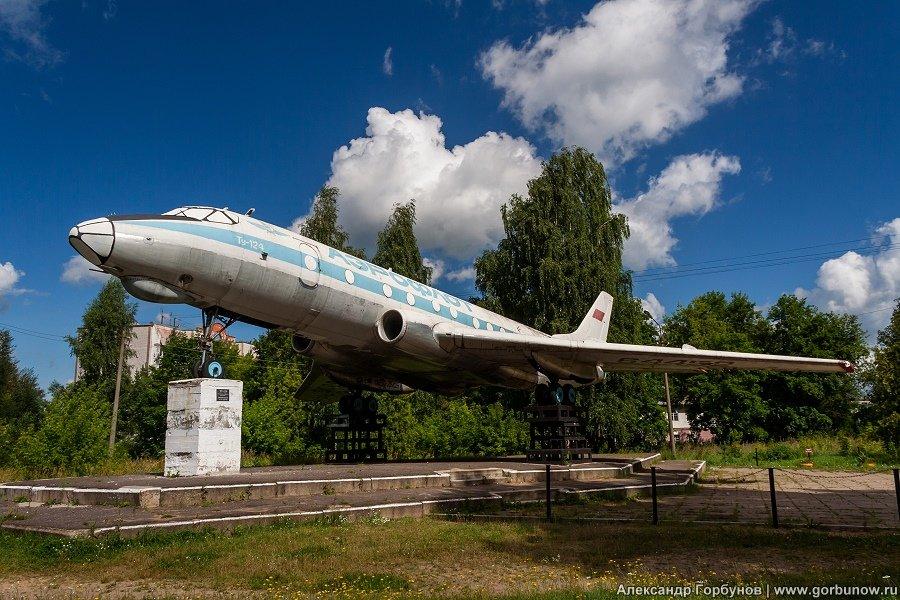 Ту-124 - Александр Горбунов