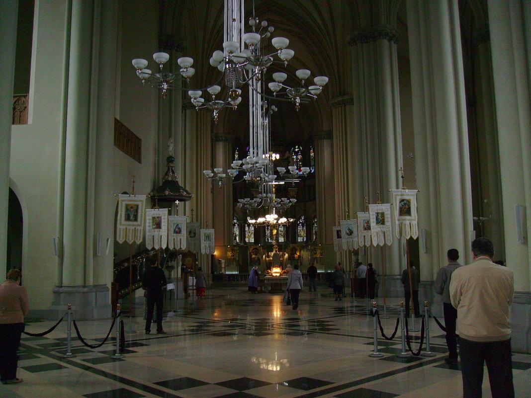 Греко - католический   храм   в   Львове - Андрей  Васильевич Коляскин