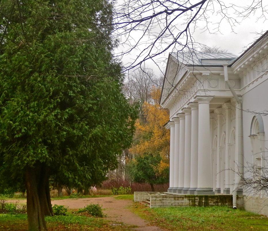 Елагин дворец - Елена
