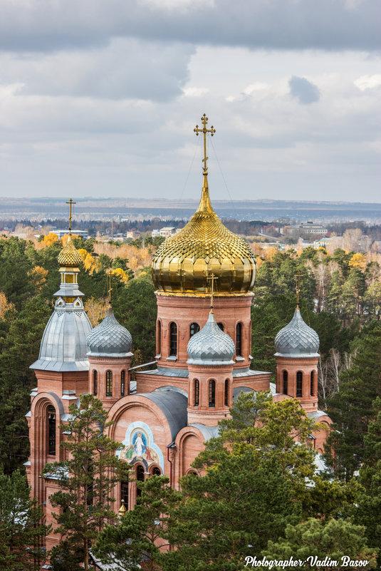 Церковь. - Вадим Басов