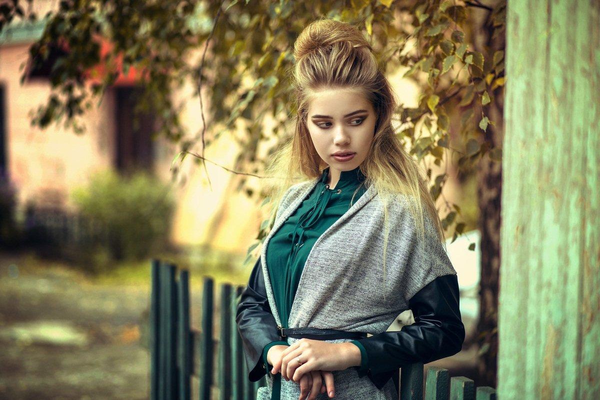 Осенняя - Женя Рыжов