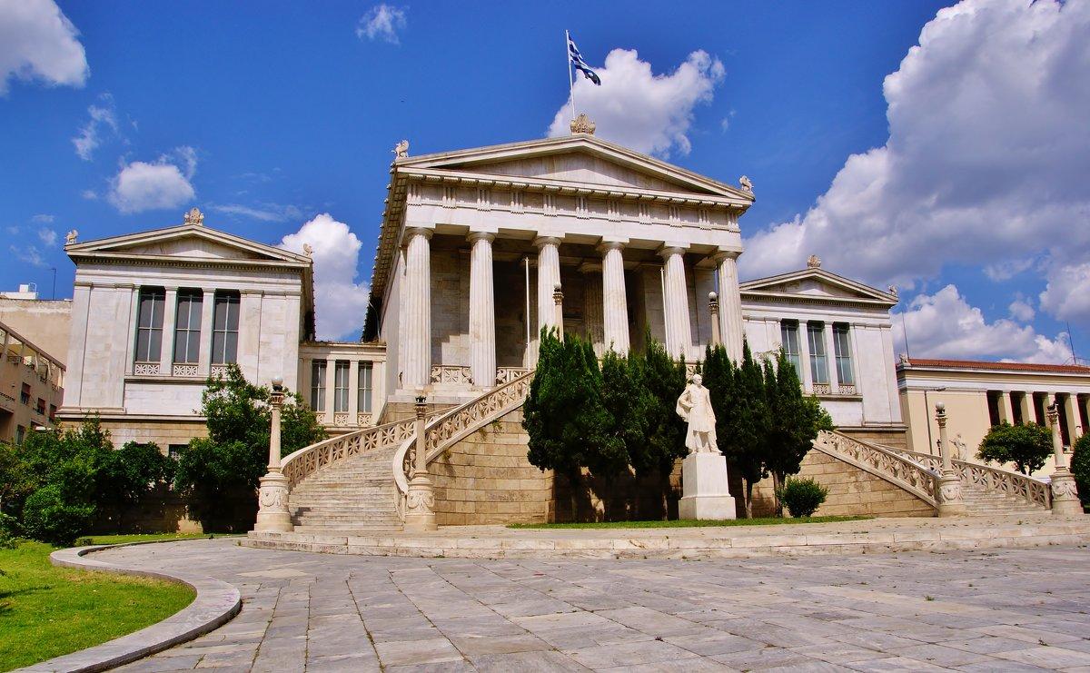 Национальная библиотека - Андрей K.
