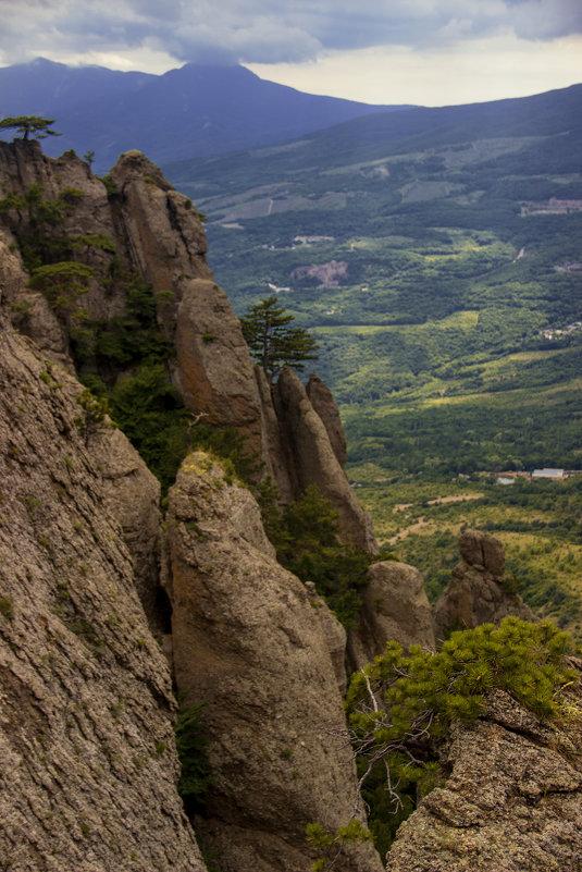 Величественные горы - Евгений Шестаков