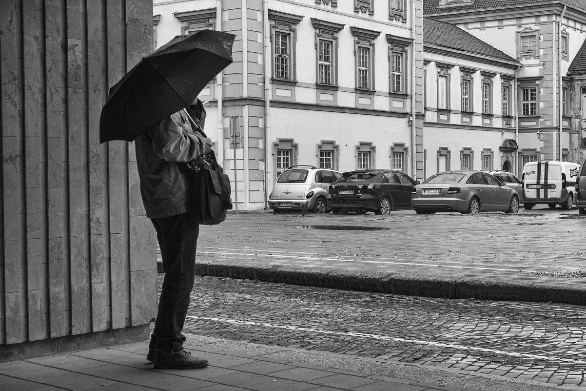 Дождь однако..... - Kliwo