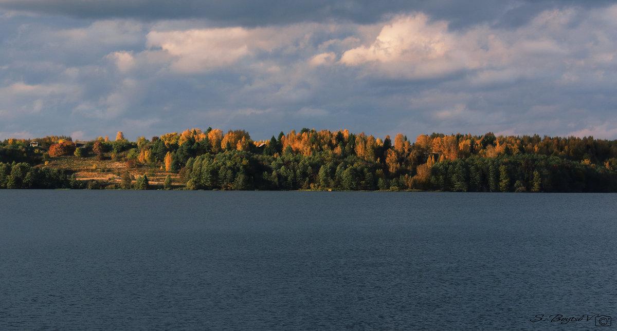 осень на волге - Сергей Бойцов