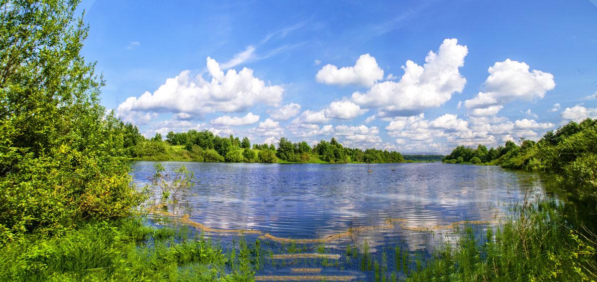 Козаковское озеро - Виктор Заморков