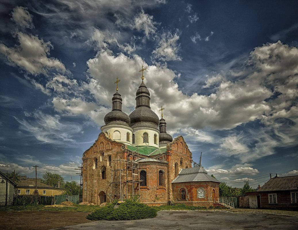 Спасо-Преображенский храм - Александр Бойко
