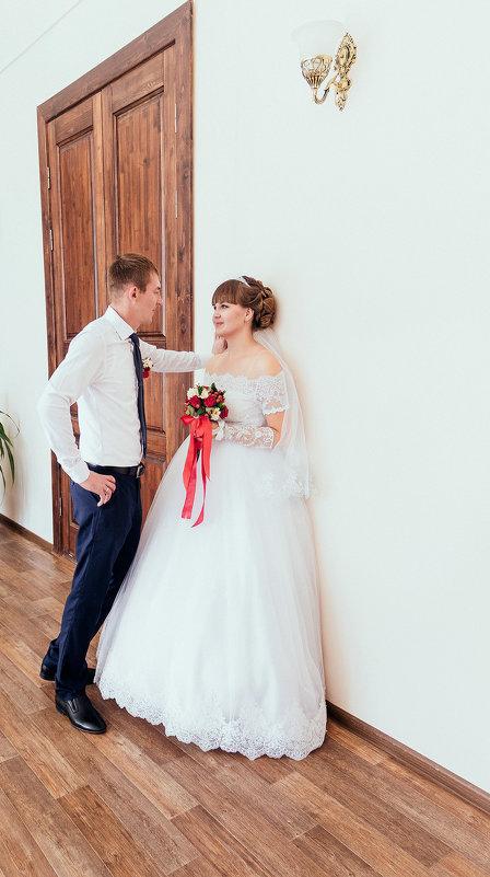 Теперь муж и жена - Оксана