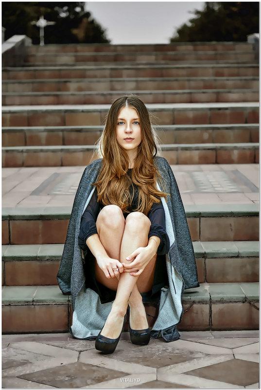 stairs - Vitaliy Dankov