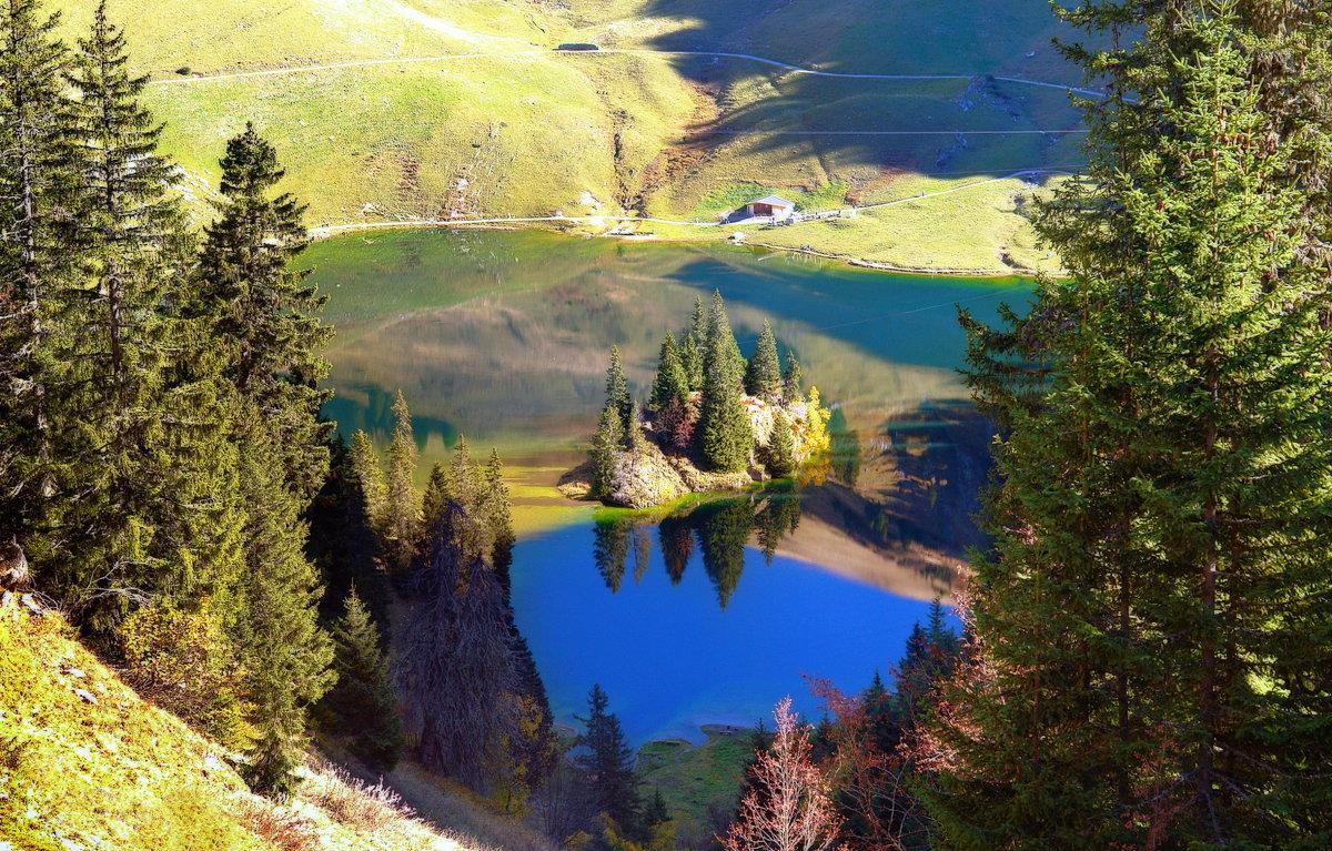 небо в озеро упало - Elena Wymann