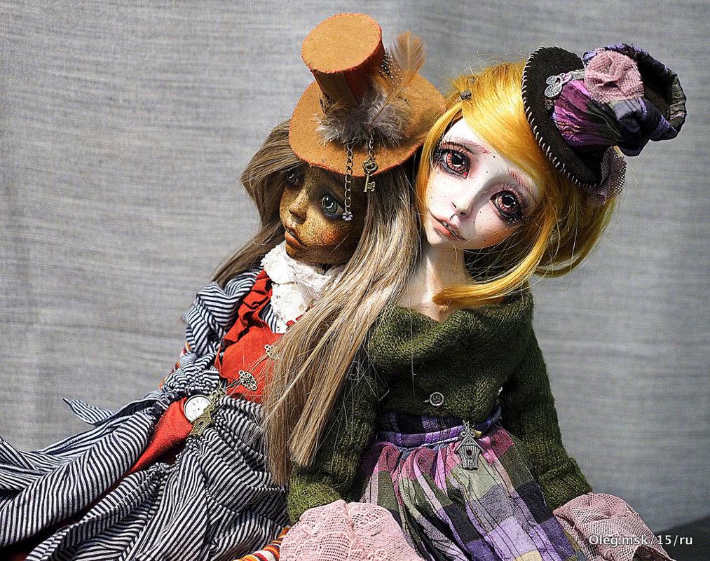 авторская работа-куклы - Олег Лукьянов