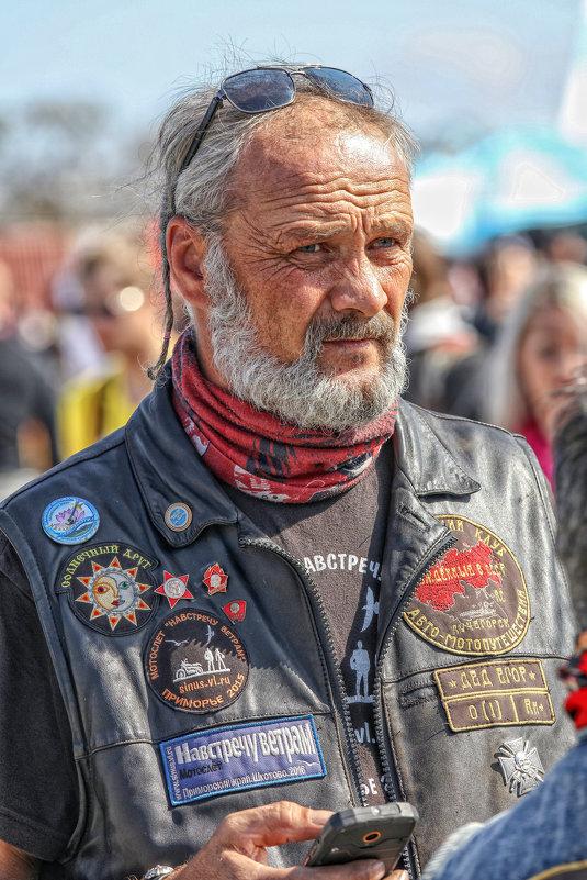 Байкер - Владимир Леликов