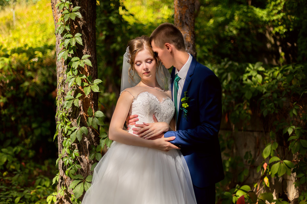 Свадьба Жени и Оли - Наталья Кузнецова
