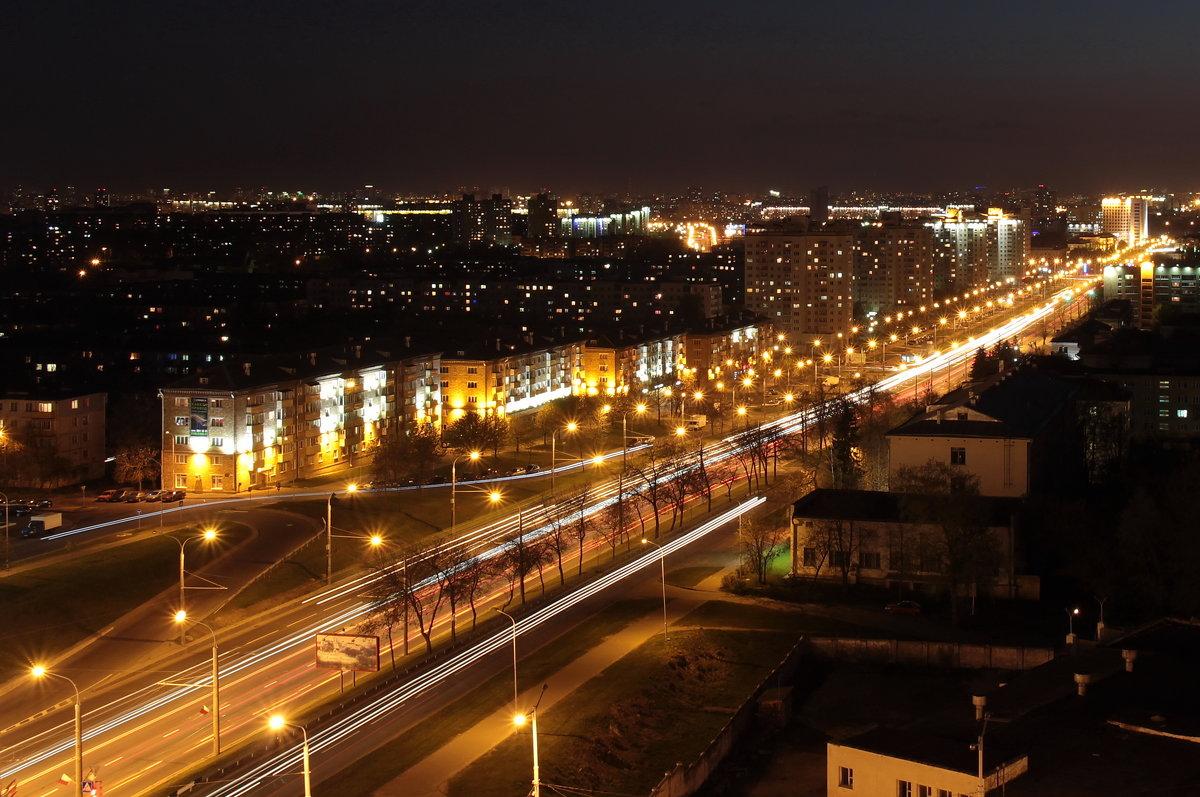 Ночь в Минске - Андрей