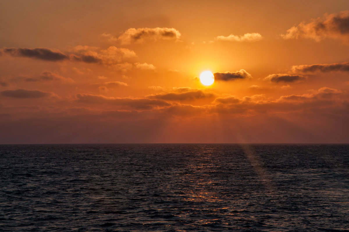 Кипрские закаты - Александр Катаев