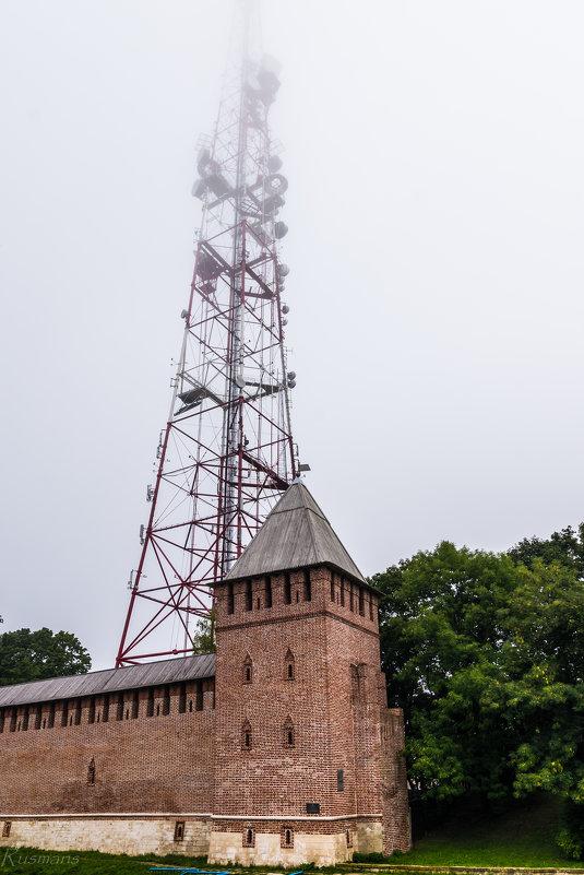 Две башни... - Ruslan