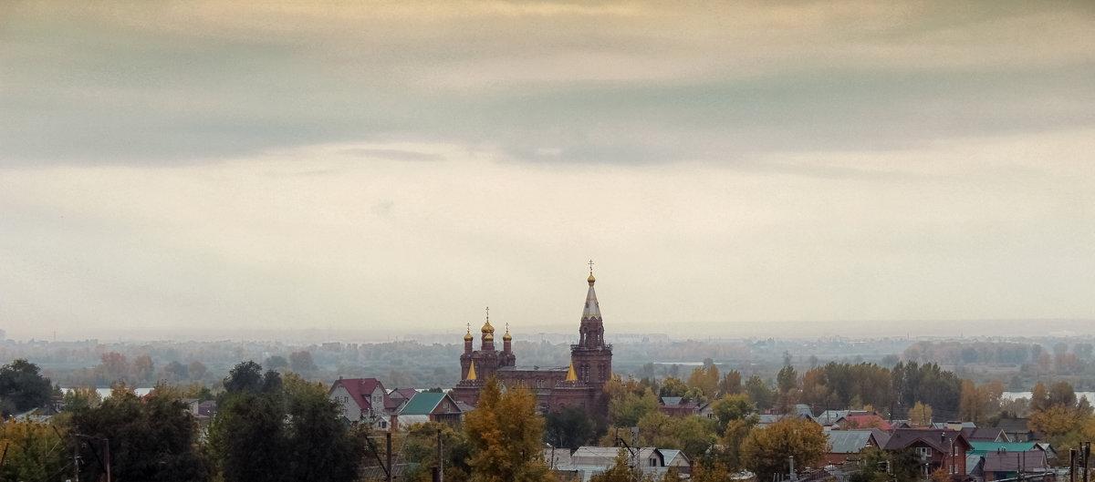 А за храмом туман... - Алексей Батькович