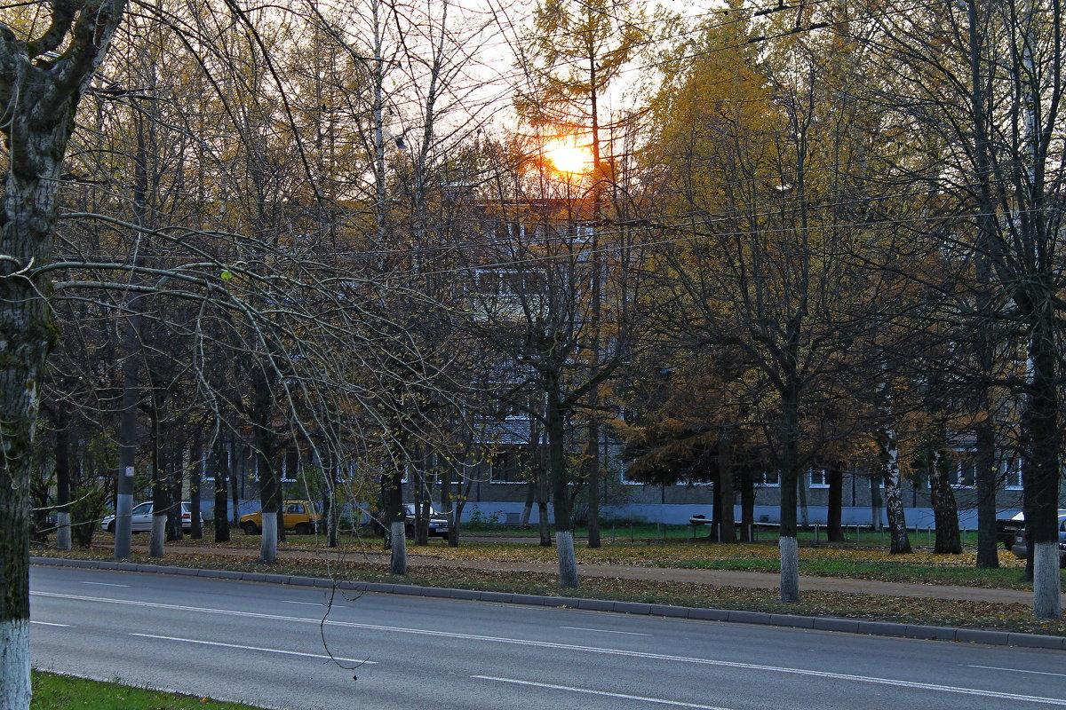 Осеннее солноце - Andrew
